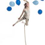 Hannah Carpendale Aerial Rope